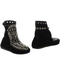 Isabel Marant Ankle Boots - Lyst