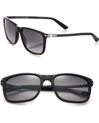 Gucci | 55mm Rectangle Sunglasses | Lyst