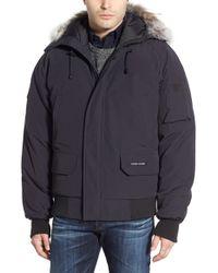 canada goose lodge jacket kopen