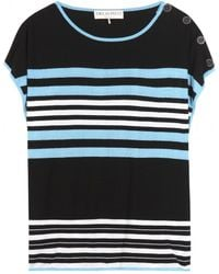 Emilio Pucci Wool and Cotton-blend Top - Lyst