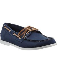 Old Navy Canvas Boat Shoes - Lyst