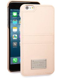 MICHAEL Michael Kors | Saffiano Iphone 6 Plus & 6s Plus Case | Lyst