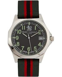 Smart Turnout - Military Stainless Steel Watch - Lyst