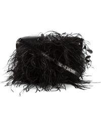 DSquared² Feather Shoulder Bag - Lyst