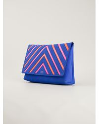 Matthew Williamson Nomad Clutch - Lyst