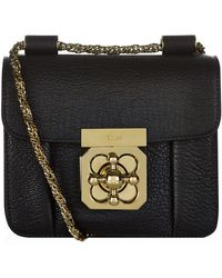 Chloé Mini Elsie Shoulder Bag - Lyst