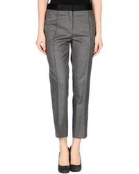 Celine Casual Trouser gray - Lyst