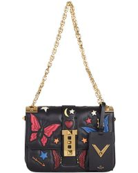 Valentino - B-rockstud Butterfly Shoulder Bag - Lyst