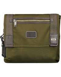 Tumi Alpha Bravo Beale Mini Messenger - For Men - Lyst