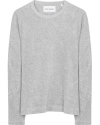 Our Legacy - Grey Terry Top - Lyst