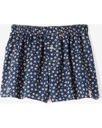 Druthers | Cherry Blossom Boxer | Lyst