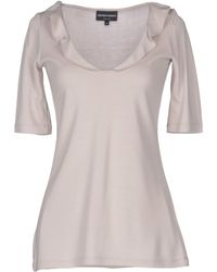 Emporio Armani T-Shirt - Lyst