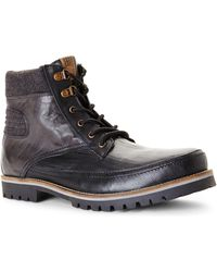 Ben Sherman Black Kinsley Boots black - Lyst