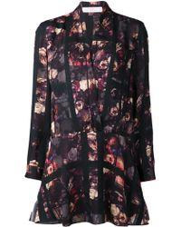 Thakoon Shawl Collar Dress - Lyst