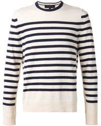 Rag & Bone Striped Sweater - Lyst