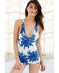 Somedays Lovin - ' Ryder Floral Bodysuit - Lyst