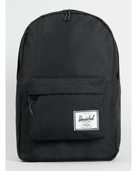 Herschel Supply Co. Classic Black Backpack - Lyst