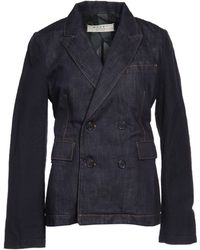 Marni Denim Outerwear - Lyst