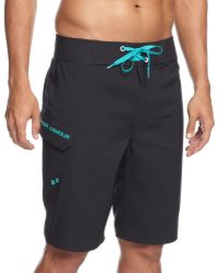 Under Armour Solid Performance Boardshorts - Lyst