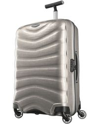 Samsonite Wheeled Luggage silver - Lyst