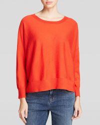 Eileen Fisher Exclusive Merino Wool Sweater - Lyst