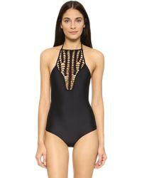 Acacia Swimwear - Teahupo'o One Piece Swimsuit - Lyst