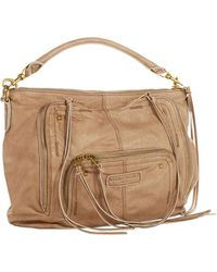 Liebeskind Biggi Leather Hobo Bag - Lyst