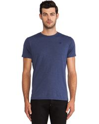 G-star Raw 2 Pack Crew Neck Tees - Lyst