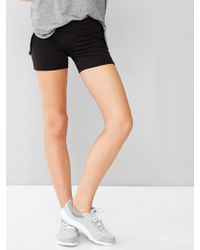Gap Fit High-Waisted Gfast Shorts - Lyst