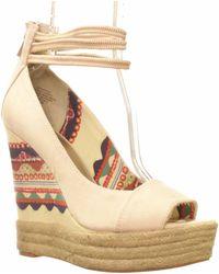 Rachel Roy   Shifali Platform Wedge Sandal   Lyst