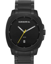 Quiksilver - 'the Sovereign' Bracelet Watch - Lyst