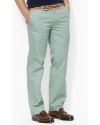 Ralph Lauren Polo Classicfit Lightweight Military Chino Pant - Lyst