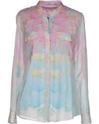 Silk And Cashmere - Shirt - Lyst