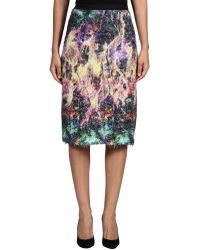 Clover Canyon   3/4 Length Skirt   Lyst