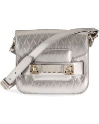 Proenza Schouler Tiny Shoulder Bag - Lyst