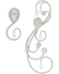 Inbar - Festival Diamond Earrings - Lyst