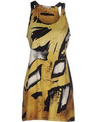 Roberta Puccini By Baroni - Short Dress - Lyst