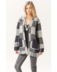 Greylin Mason Wool Plaid Jacket - Lyst