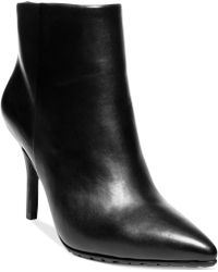 Steven By Steve Madden Splendr Dress Booties - Lyst