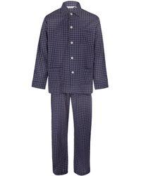 Derek Rose Assorted Three Pocket Classic Pyjama Set - Lyst