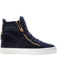 Giuseppe Zanotti 'Darian' Sneakers - Lyst