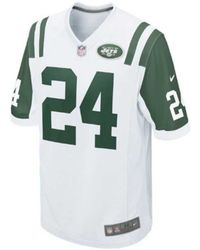Nike Mens Darrelle Revis New York Jets Limited Jersey - Lyst