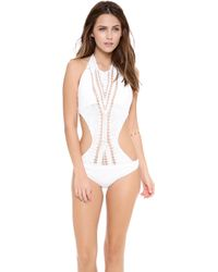 Lisa Maree - The Perfect Duo One Piece Swimsuit - Lyst