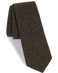 W.r.k. - Dot Cotton Tie - Lyst