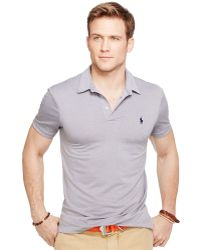 Polo Ralph Lauren Performance Polo Shirt - Lyst