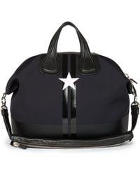 Givenchy Nightingale Star & Stripe Bag - Lyst