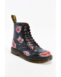 Dr. Martens Pascal 8-Eye Rub Off Boot - Lyst