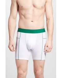 Lacoste 'Motion' Stretch Boxer Briefs - Lyst