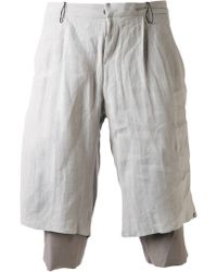 Individual Sentiments - Layered Shorts - Lyst