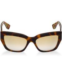 Miu Miu Sunglasses, Mu 01Ps - Lyst